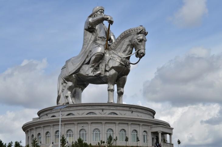 Mongolia-monument